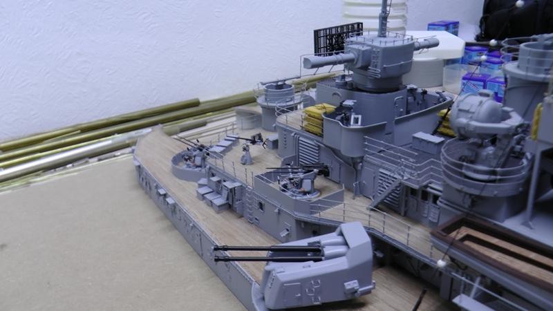 Bau der Bismarck in 1:100  - Seite 20 S1780021
