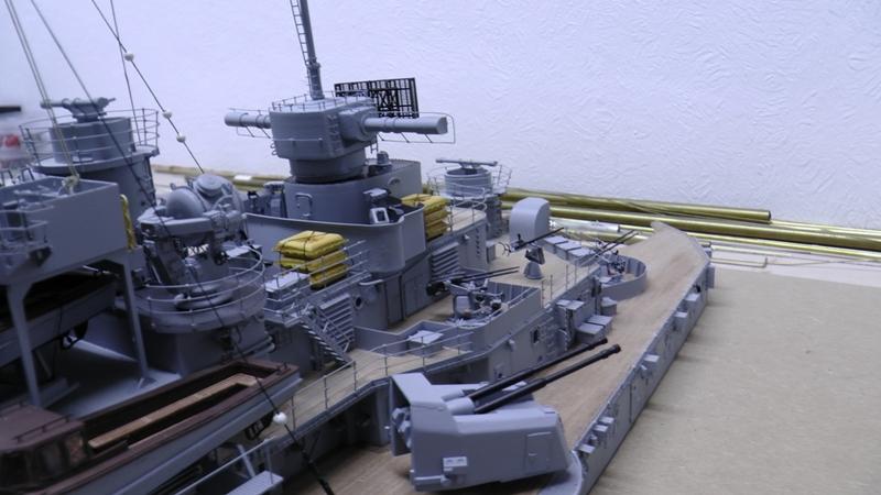 Bau der Bismarck in 1:100  - Seite 20 S1780023