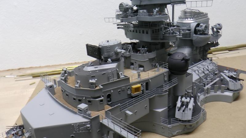 Bau der Bismarck in 1:100  - Seite 21 S1840017