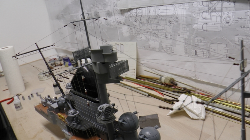 Flugzeugträger Graf Zeppelin 1:100 - Seite 36 S2440020