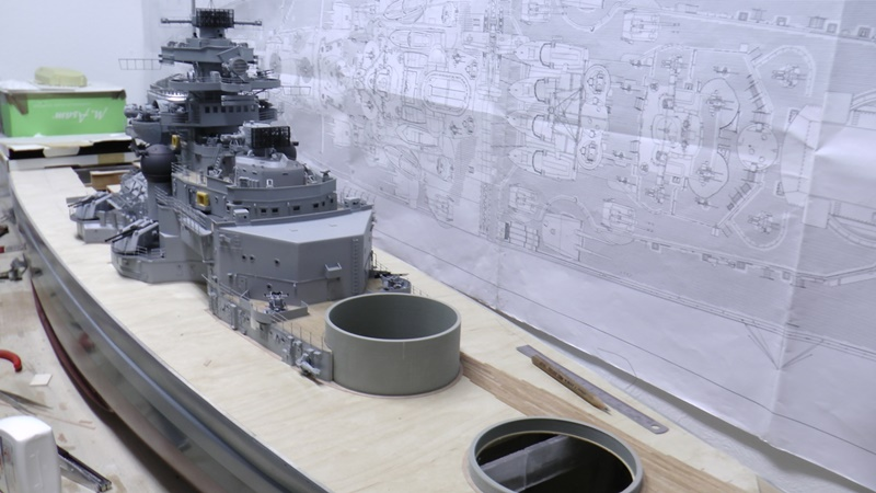 Bau der Bismarck in 1:100  - Seite 22 S2580013