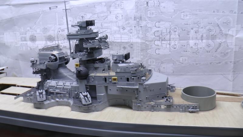 Bau der Bismarck in 1:100  - Seite 22 S2580014