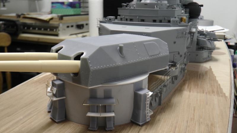 Bau der Bismarck in 1:100  - Seite 22 S2760020