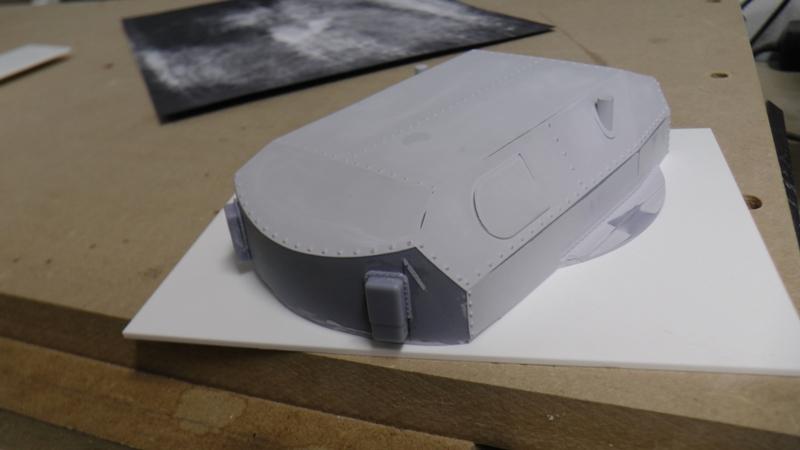 Bau der Bismarck in 1:100  - Seite 22 S2790011