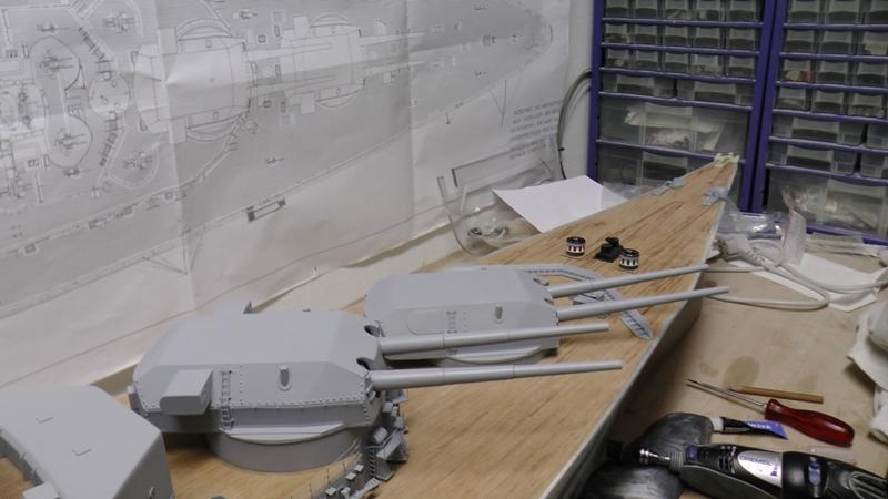 Bau der Bismarck in 1:100  - Seite 23 S2890014