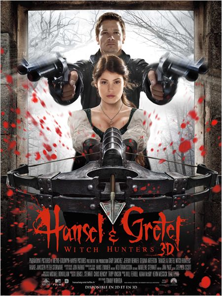 Hansel & Gretel: Witch hunter 20413710