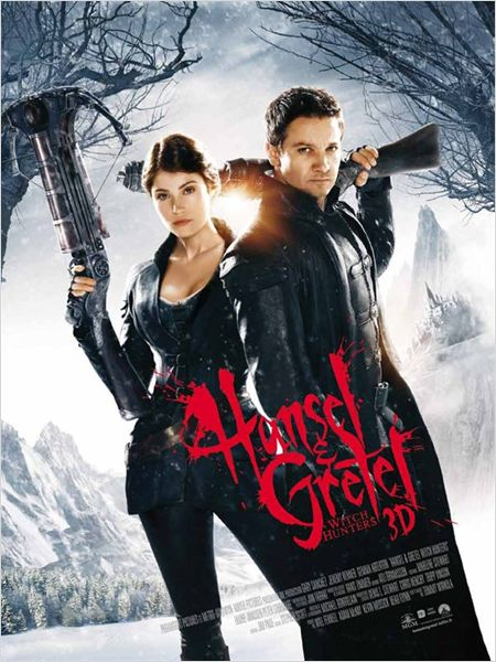 Hansel & Gretel: Witch hunter 20413711