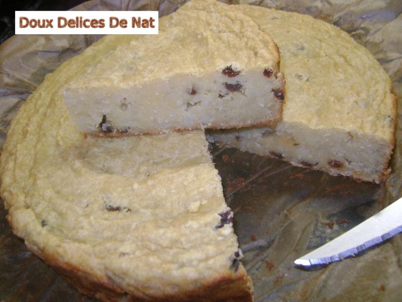Gateau de patates douces (Réunion): Gateau50