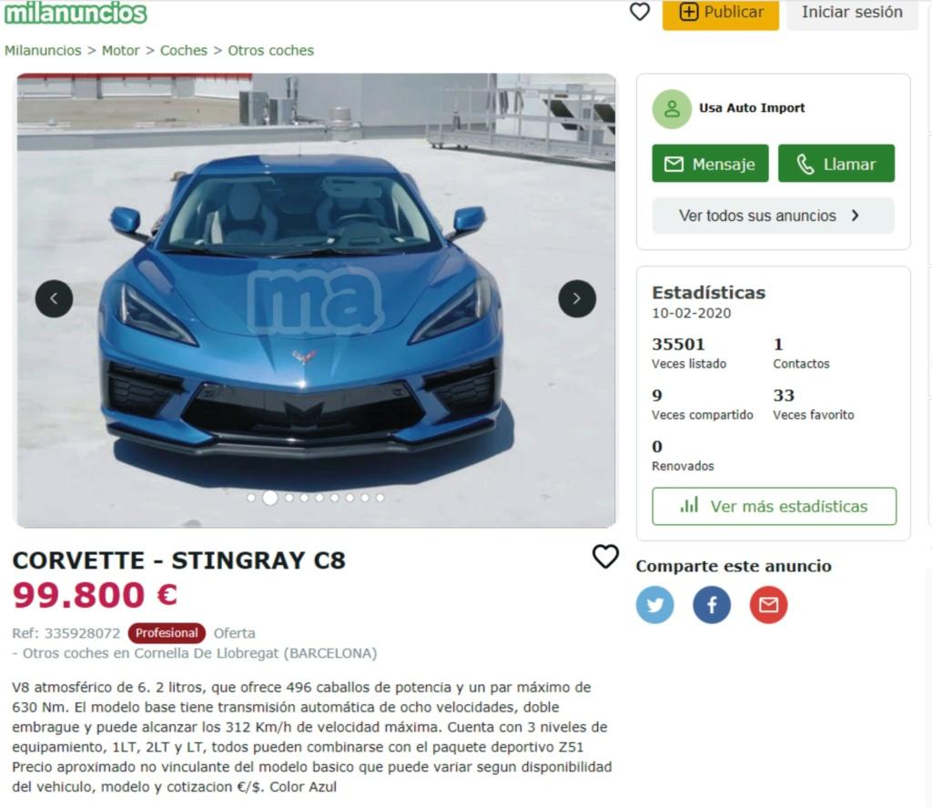 Nouveau dans l'aventure Corvette - Page 2 C8_esp10