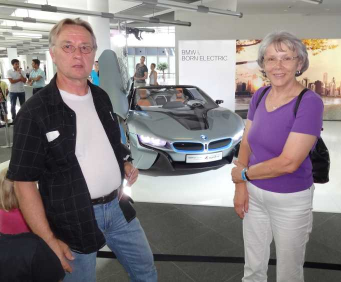 BMW-i8, RC-Fertigmodell Dsc00717