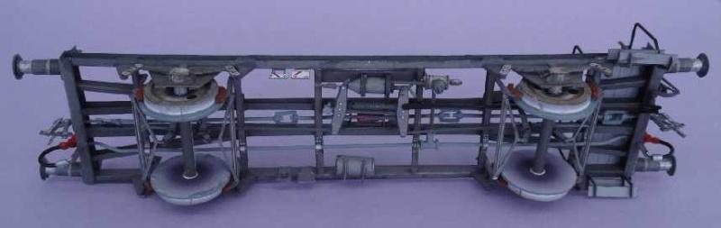 Kohlensäure-Kesselwagen, 1:45 vom ADW-Verlag Dsc02635