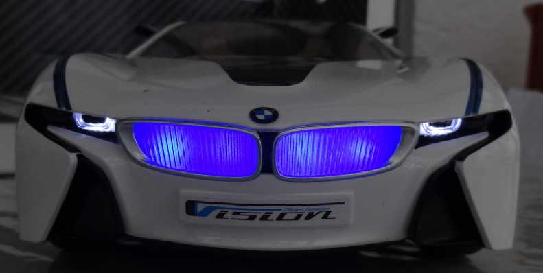 BMW-i8, RC-Fertigmodell Dsc02660