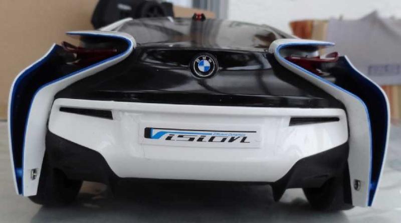 BMW-i8, RC-Fertigmodell Dsc02662