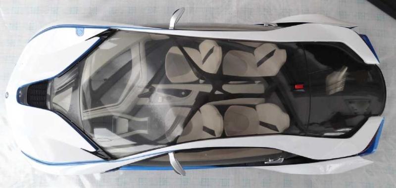 BMW-i8, RC-Fertigmodell Dsc02663