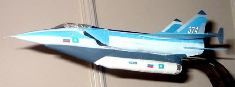 MiG-31DZ ASAT 075010