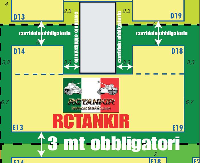 RCTANKIR a Ludica Model Milano 15-16-17 Marzo Pianti11