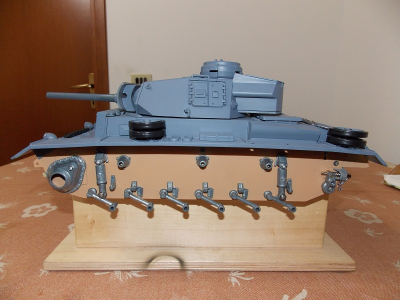 WIP Panzer III Ausf L Asiatam By CPT America Sherma46