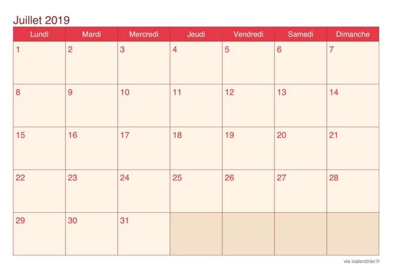 Agenda 2019 Calend18