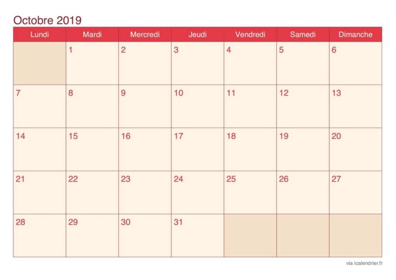Agenda 2019 Calend21