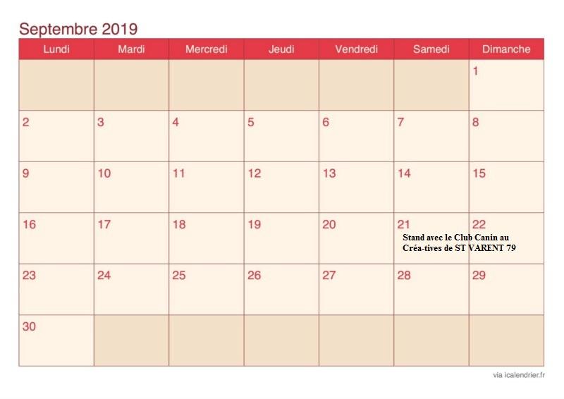Agenda 2019 Calend24