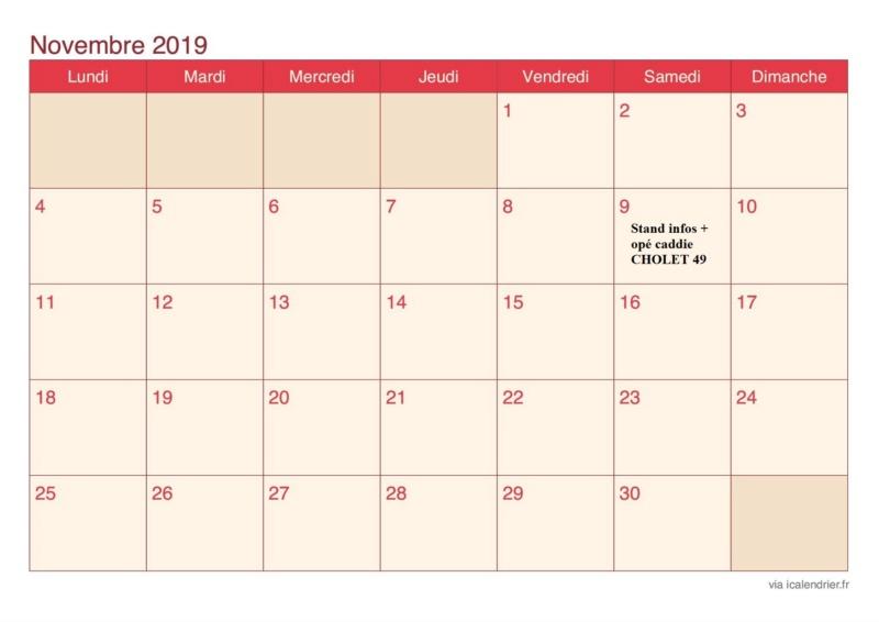 Agenda 2019 Calend26