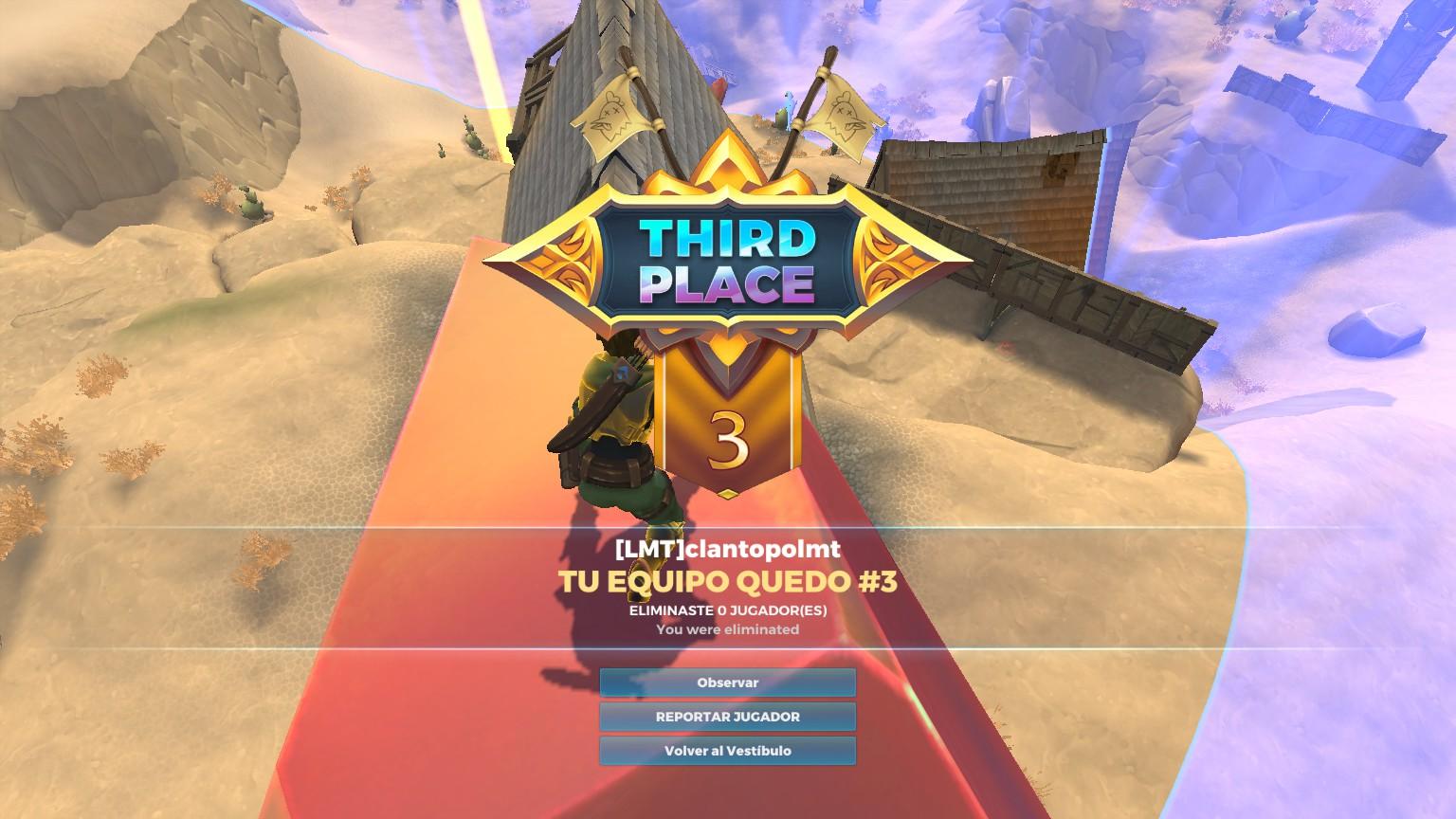 Realm Royale, el battle royale de Paladins, llega gratis a Steam 20180612