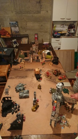 Grimdark Future : Garde Vs Ork Dsc_7910