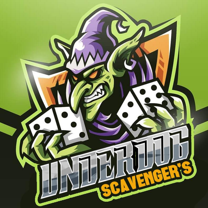 Underdog Scavenger's Logo_u10