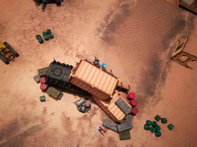 Grimdark Future : Garde Vs Ork Part_110