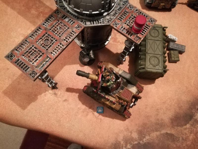 Grimdark Future : Garde Vs Ork Part_111