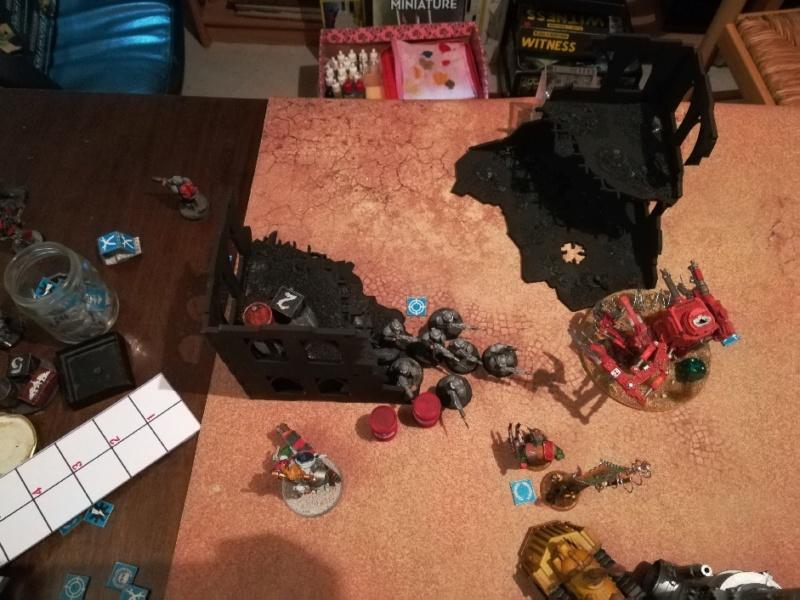Grimdark Future : Garde Vs Ork Part_112