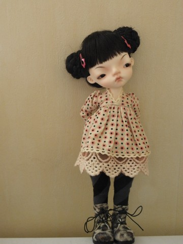 Marcelle : domadoll cooki hybrid DC baby body Pc210011