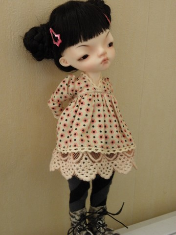 Marcelle : domadoll cooki hybrid DC baby body Pc210012
