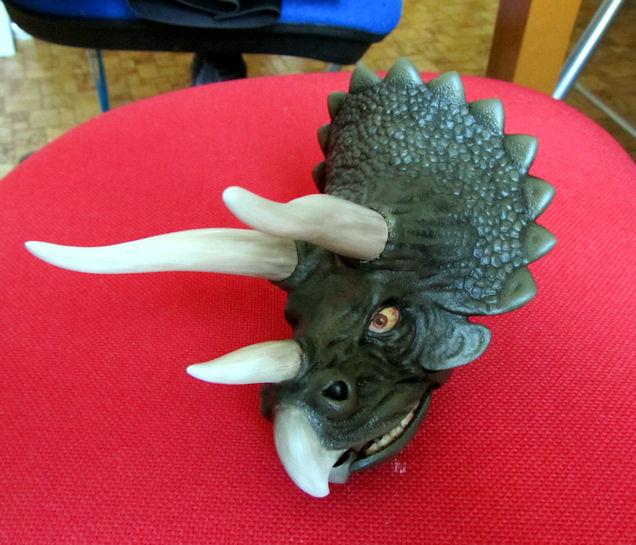 Jurassic Park : Triceratops Tricer12