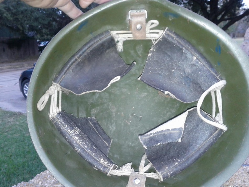 Soviet Helmet used by Afghan police Soviet13