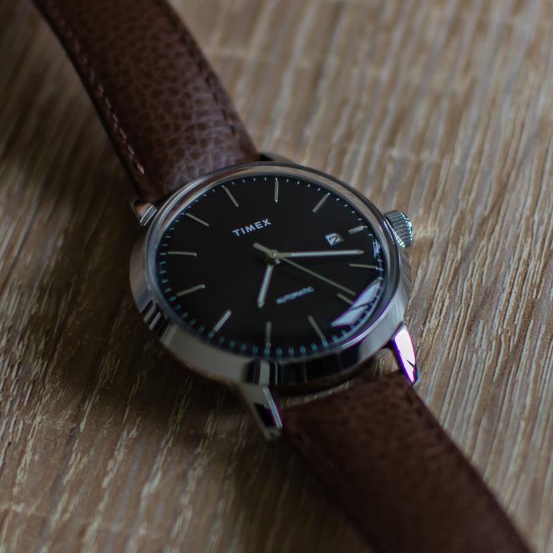 [Revue] Timex Marlin Auto 40mm TW2T23000 _dsc0613