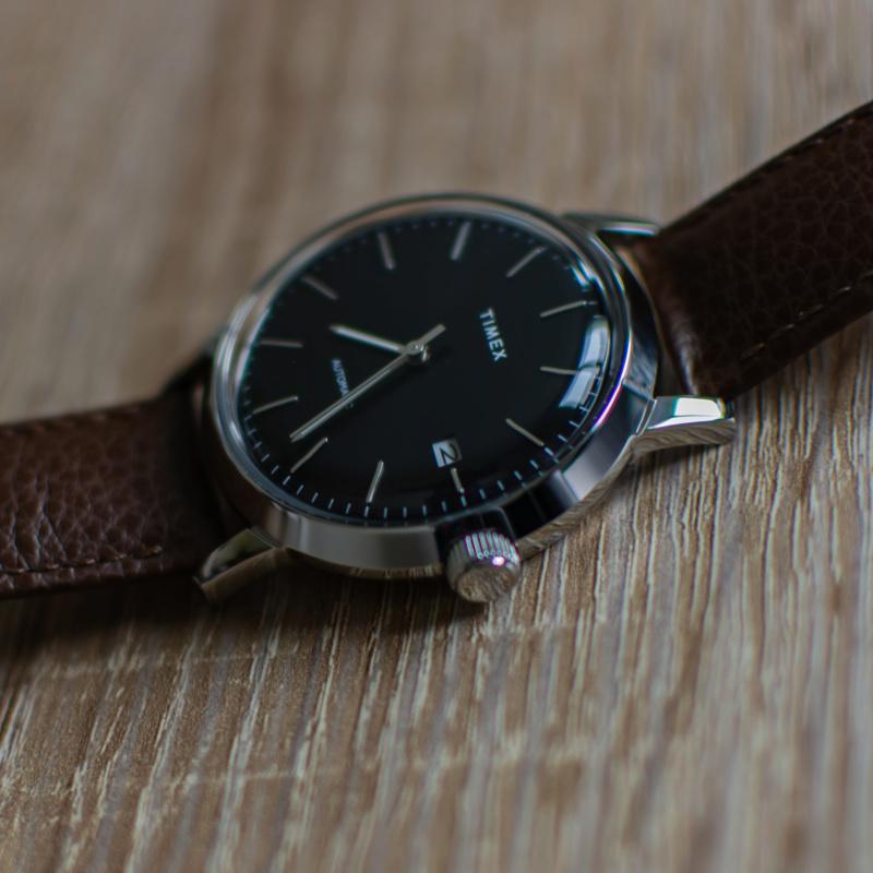 [Revue] Timex Marlin Auto 40mm TW2T23000 _dsc0615