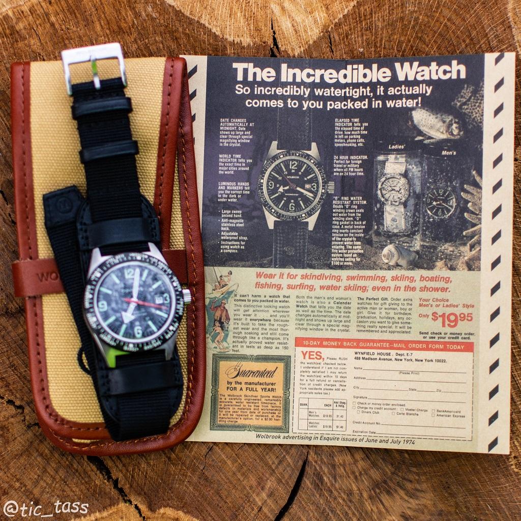 [Revue]Douglas Skindiver Worldtimer Professional X-15 Edition _dsc5518