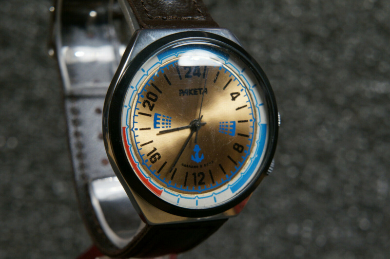 Les Raketa 24 heures soviétiques (1ère partie: Les 2623 et les 2623.H classiques) - Page 2 S-l16010