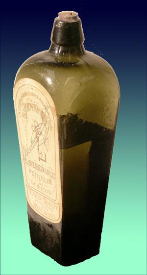 Aide pour identifier cette bouteille svp 13gin10