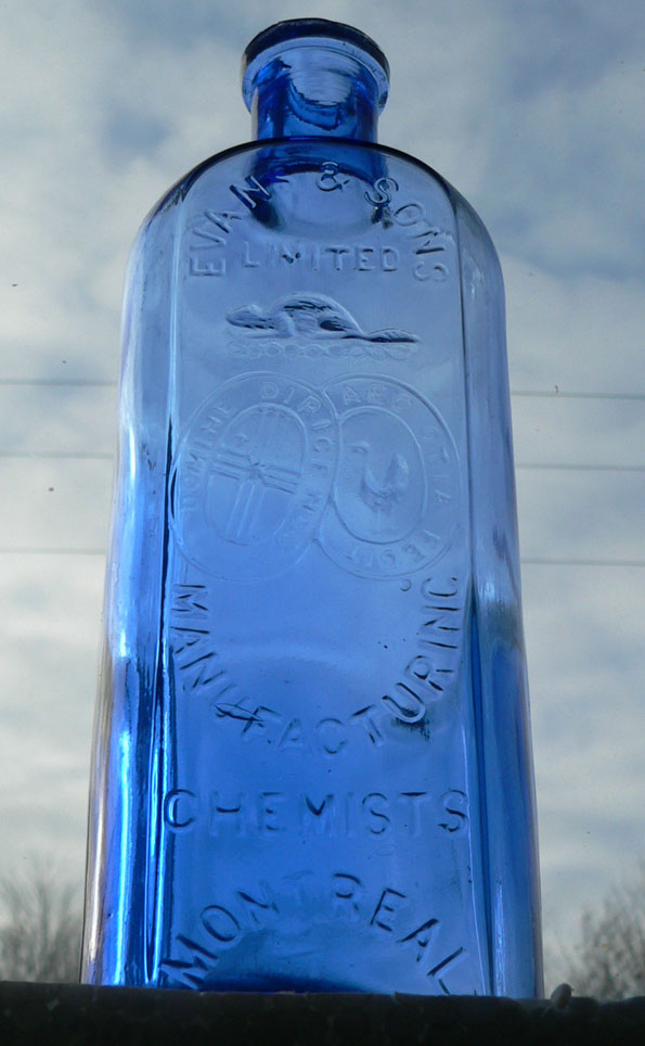 La bouteille la plus cool du forum Evans110