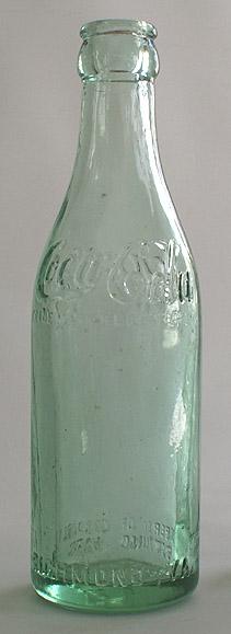 coca cola embosser verte Sscoke10