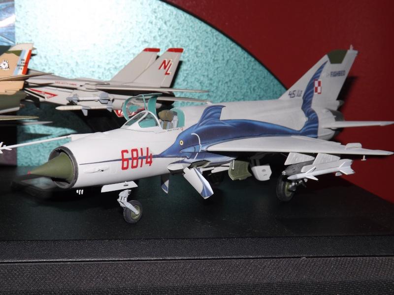 Mig-21MF : F-84G Dscf1112