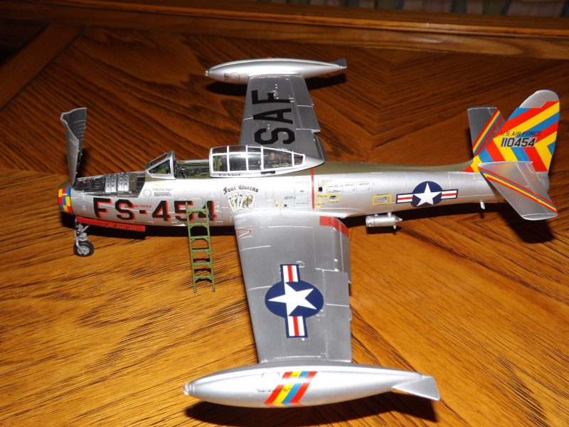 Mig-21MF : F-84G Dscf2324