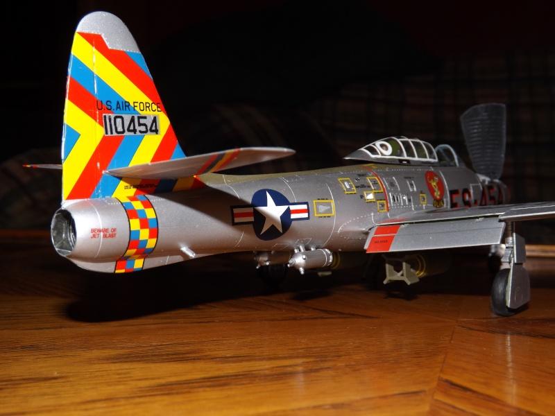 Mig-21MF : F-84G Dscf2326