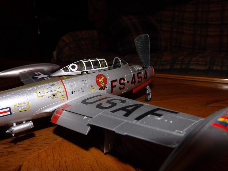 Mig-21MF : F-84G Dscf2327
