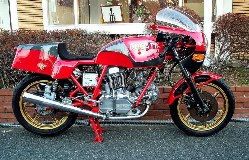 Ducati Twins à Couples Coniques : C'est ICI - Page 2 Ducati16