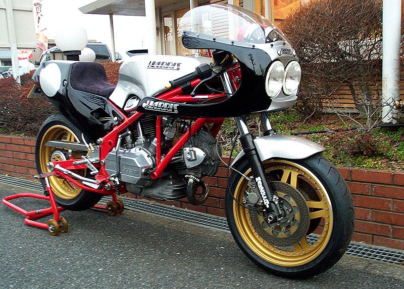 Ducati Twins à Couples Coniques : C'est ICI - Page 2 Harris11