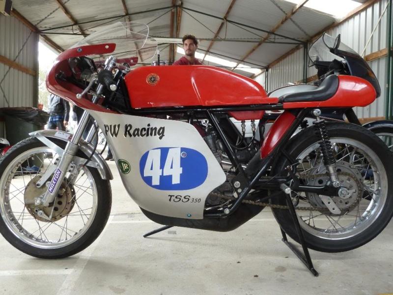 Bultaco 350 TSS Lucy0614
