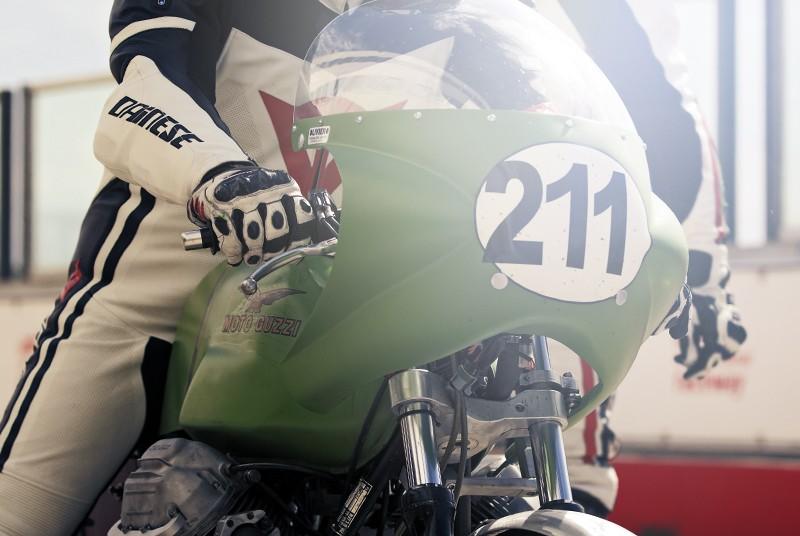 Guzzi... juste l'essentiel des Café Racer 2, la suite... Street10